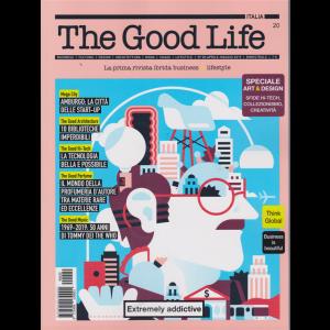 The Good Life - N. 20 - Aprile - maggio 2019 - bimestrale