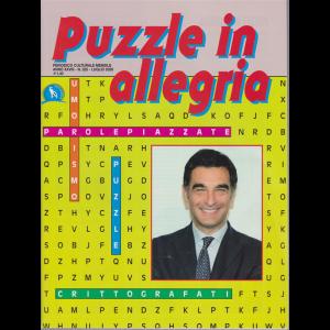 Puzzle In Allegria - N. 325 - mensile - luglio 2020