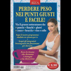 Le ricette Perdipeso - Perdere peso nei punti giusti è facile! - n. 91 - aprile 2019 -