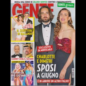 Gente - n. 14 - 13/4/2019 - settimanale