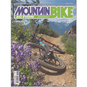 Mountain Bike Action - n. 7 - mensile - luglio 2020