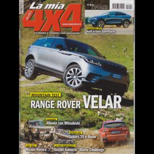 La mia auto 4X4 - n. 4 - luglio - agosto 2020 - bimestrale
