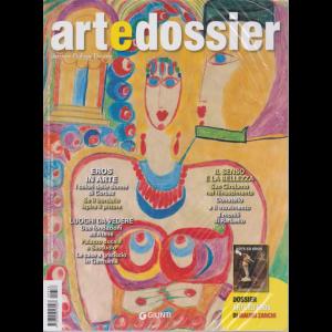 Art e Dossier -+  Arte ed Eros - n. 378 - mensile - luglio - agosto 2020 - 2 riviste
