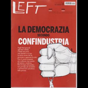 Left Avvenimenti - n. 26 - 26 giugno 2020 - 2 luglio 2020 - settimanale