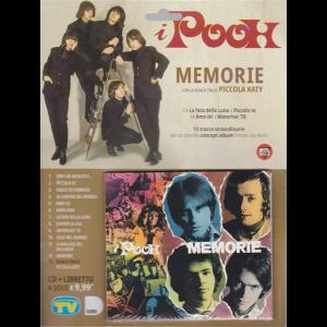 Cd Sorrisi Speciale -n. 7 -  Pooh - Memorie - settimanale - giugno 2020 - cd + libretto