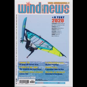 Wind News  surf magazine - n. 14 - 1 giugno 2020 - mensile