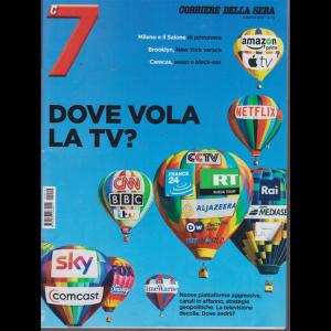 Sette - Corriere Della sera - settimanale - n. 14 -