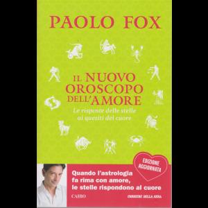 Paolo Fox - Il nuovo oroscopo dell'amore - n. 3 - bimestrale -