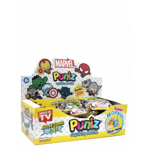 Bustina PUNIZ SQUISHY BATTLE MARVEL