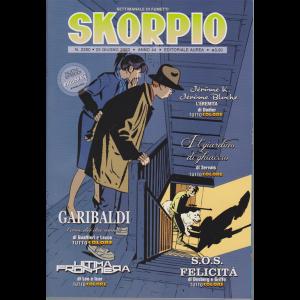 Skorpio - n. 2260 - 25 giugno 2020 - settimanale di fumetti