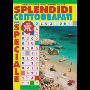 Speciale Splendidi Crittografati - n. 79 - luglio- settembre - 2020 - 196 pagine