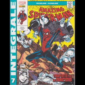 Marvel Integrale Amazing Spider - Man - n. 7 - Complotto per un omicidio - mensile - 25 giugno 2020 -