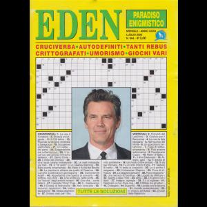 Eden - Paradiso enigmistico - n. 364 - mensile - luglio 2020