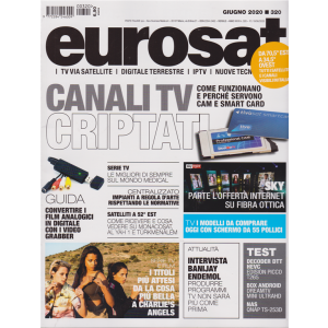 Eurosat - n. 320 - giugno 2020 - mensile