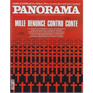 Panorama - n. 26 - 24 giugno 2020 - settimanale