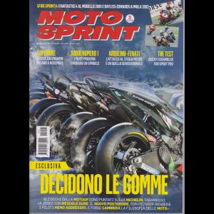 Motosprint - n. 25 - settimanale - 23/29 giugno 2020