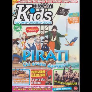 Bbc History Kids - n. 2 - mensile - luglio 2020 - 7-12 anni