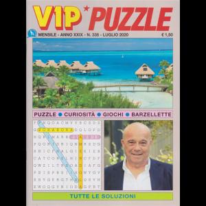 Vip Puzzle - n. 338 - mensile - luglio 2020