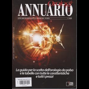 Annuario Orologi 2019-2020 - n. 25 - dicembre 2019 - annuale