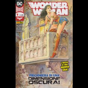 Wonder Woman - n. 1 - Prigioniera di una dimensione oscura! - mensile - 25 giugno 2020 -