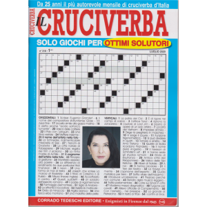 Il Cruciverba - n. 318 - mensile - 26/6/2020 -