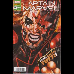 Captain Marvel - n. 14 - Carol contro tutti! - bimestrale - 25 giugno 2020
