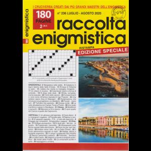 Raccolta Enigmistica - n. 236 - luglio - agosto 2020 - bimestrale -