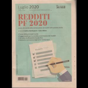 Redditi PF 2020 - n. 3 - luglio 2020 - mensile
