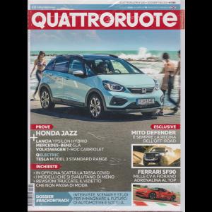 Quattroruote + Formula 1: Speciale 70 anni - n. 779 - luglio 2020 - mensile - 2 riviste