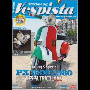 Officina del vespista - n. 44 - bimestrale - 27/6/2020