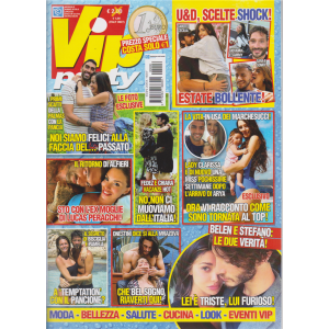 Vip Party - n. 6 - mensile - luglio 2020