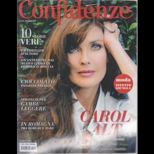Confidenze - n. 28 - 30 giugno 2020 - settimanale