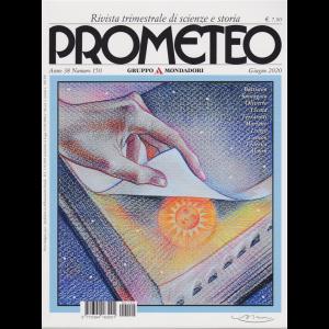 Prometeo - n. 150 - trimestrale - giugno 2020