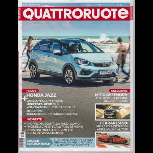 Quattroruote - n. 779 - luglio 2020 - mensile