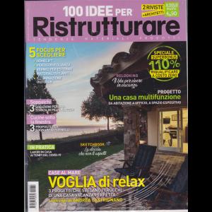 100 Idee per ristrutturare - + Architetti - n. 69 - luglio 2020 - 2 riviste