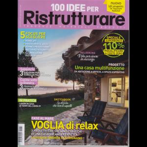 100 Idee per ristrutturare - n. 69 - luglio 2020 -