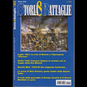 Storia & Battaglie - n. 213 - giugno 2020 - mensile