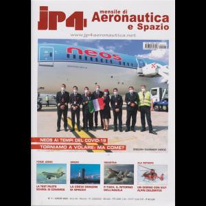 Jp4 - Mensile di Aeronautica e Spazio - n. 7 - luglio 2020 - mensile