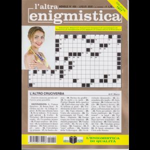 L'altra Enigmistica - n. 489 - mensile - luglio 2020
