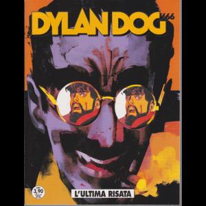 Dylan Dog - L'ultima Risata - n. 406 - luglio 2020 - mensile -