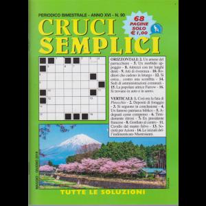 Cruci Semplici - n. 90 - bimestrale - 68 pagine