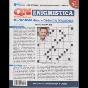 Enigmistica - n. 123 - 6/7/2020 - settimanale
