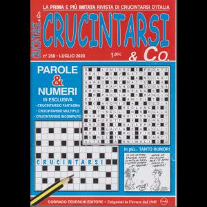Crucintarsi &  Co. - n. 258 - luglio 2020 - mensile