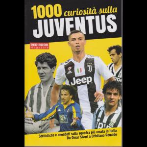 Red Book Magazine - 1000 Curiosita sulla Juventus - n. 5 - mensile - 18/6/2020