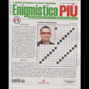 Enigmistica Piu' - n. 27 - 7 luglio 2020 - settimanale