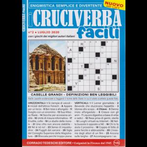 I Cruciverba Facili - n. 2 - luglio 2020 - mensile