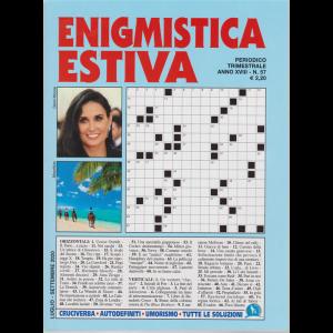 Enigmistica estiva - n. 57 - trimestrale - luglio - settembre 2020 -
