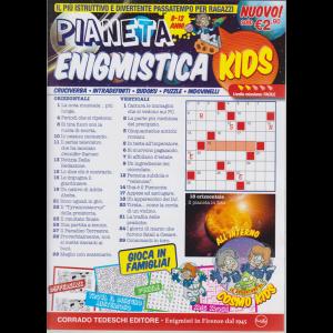 Pianeta Enigmistica kids - n. 1 - 30/6/2020 - 8/12 anni