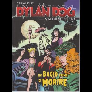 Dylan Dog - Un bacio prima di morire - n. 50 - settimanale -