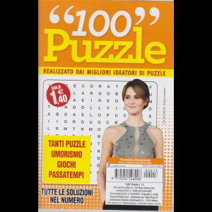 100 Puzzle - n. 13 - bimestrale - luglio - agosto 2020 -